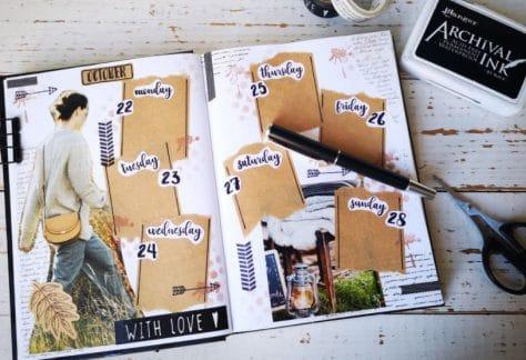 Creative Bullet Journal Workshop